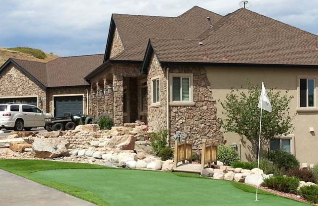 syntheticgrass Curb Appeal