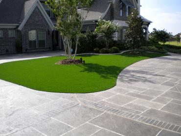 Artificial Grass Photos: Artificial Lawn East Bangor, Pennsylvania Garden Ideas, Front Yard Landscaping Ideas