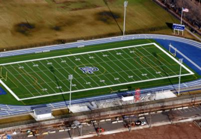 Artificial Grass Photos: Fake Turf West Goshen, Pennsylvania Stadium