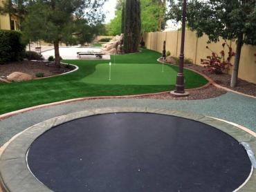 Artificial Grass Photos: Grass Installation Middletown, Pennsylvania Roof Top, Backyard Landscaping Ideas