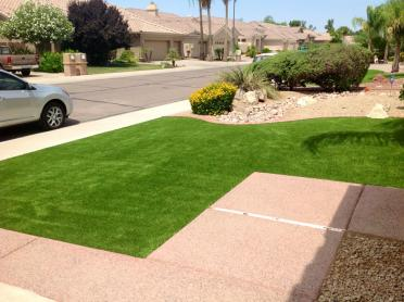 Artificial Grass Photos: Green Lawn Jonestown, Pennsylvania Design Ideas, Front Yard Landscaping