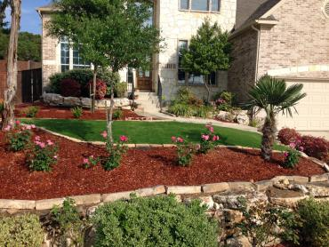 Artificial Grass Photos: How To Install Artificial Grass Marcus Hook, Pennsylvania Roof Top, Front Yard Landscape Ideas