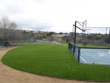 Artificial Grass Photos: Installing Artificial Grass Ridley Park, Pennsylvania Softball, Commercial Landscape