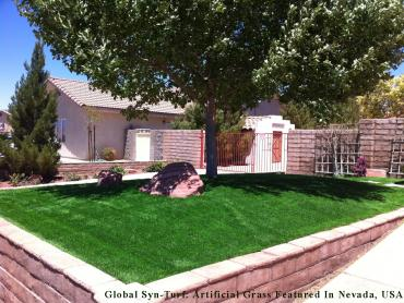 Synthetic Grass Aldan, Pennsylvania Paver Patio, Front Yard Landscaping artificial grass