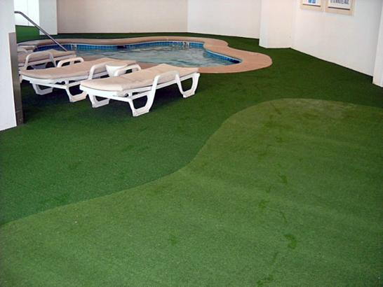 Artificial Grass Photos: Synthetic Lawn Parkside, Pennsylvania Landscaping, Backyard Pool