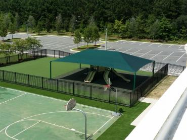 Artificial Grass Photos: Synthetic Turf Supplier Alburtis, Pennsylvania Stadium, Recreational Areas